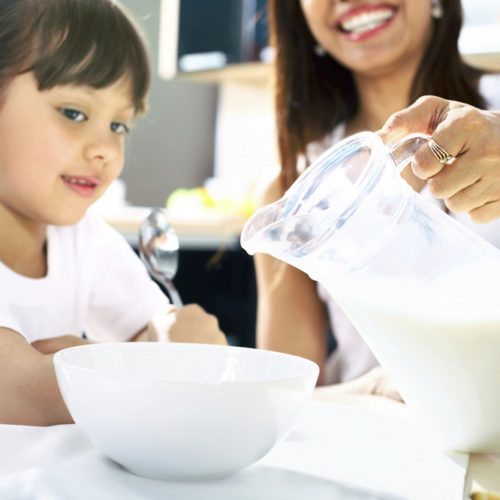 Manfaat Susu Bagi Pertumbuhan