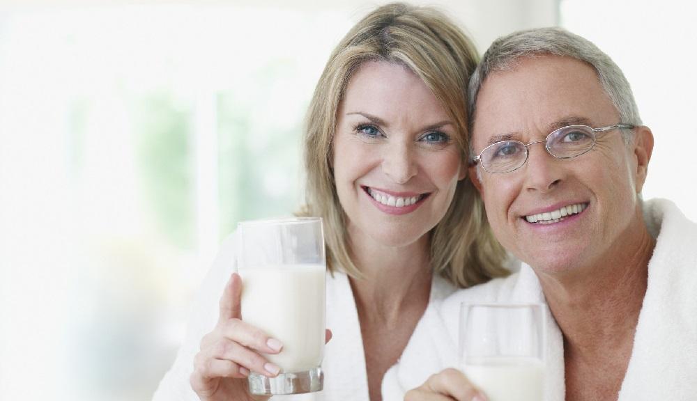 Susu dapat Mencegah Penuaan Dini?