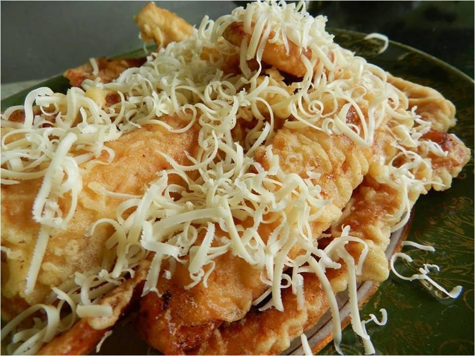 Resep Camilan Sehat : Pisang Keju Cornflakes