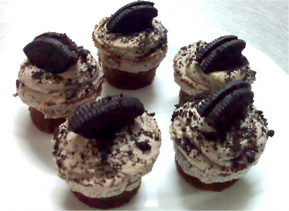 Resep Camilan Sehat : Puding Cookies and Cream