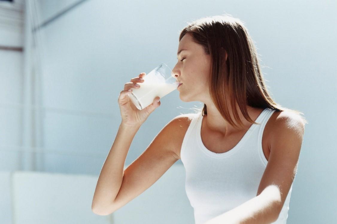 Minum Susu Sebelum Olahraga Ternyata Bermanfaat Besar!