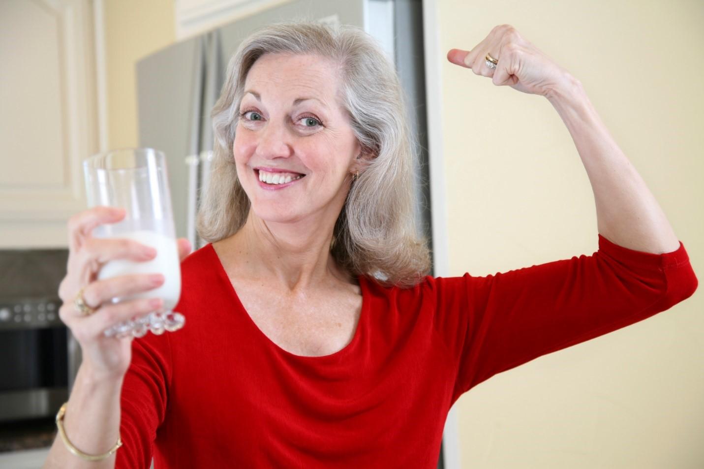 Benarkah Susu Bisa Menjaga Kepadatan Tulang