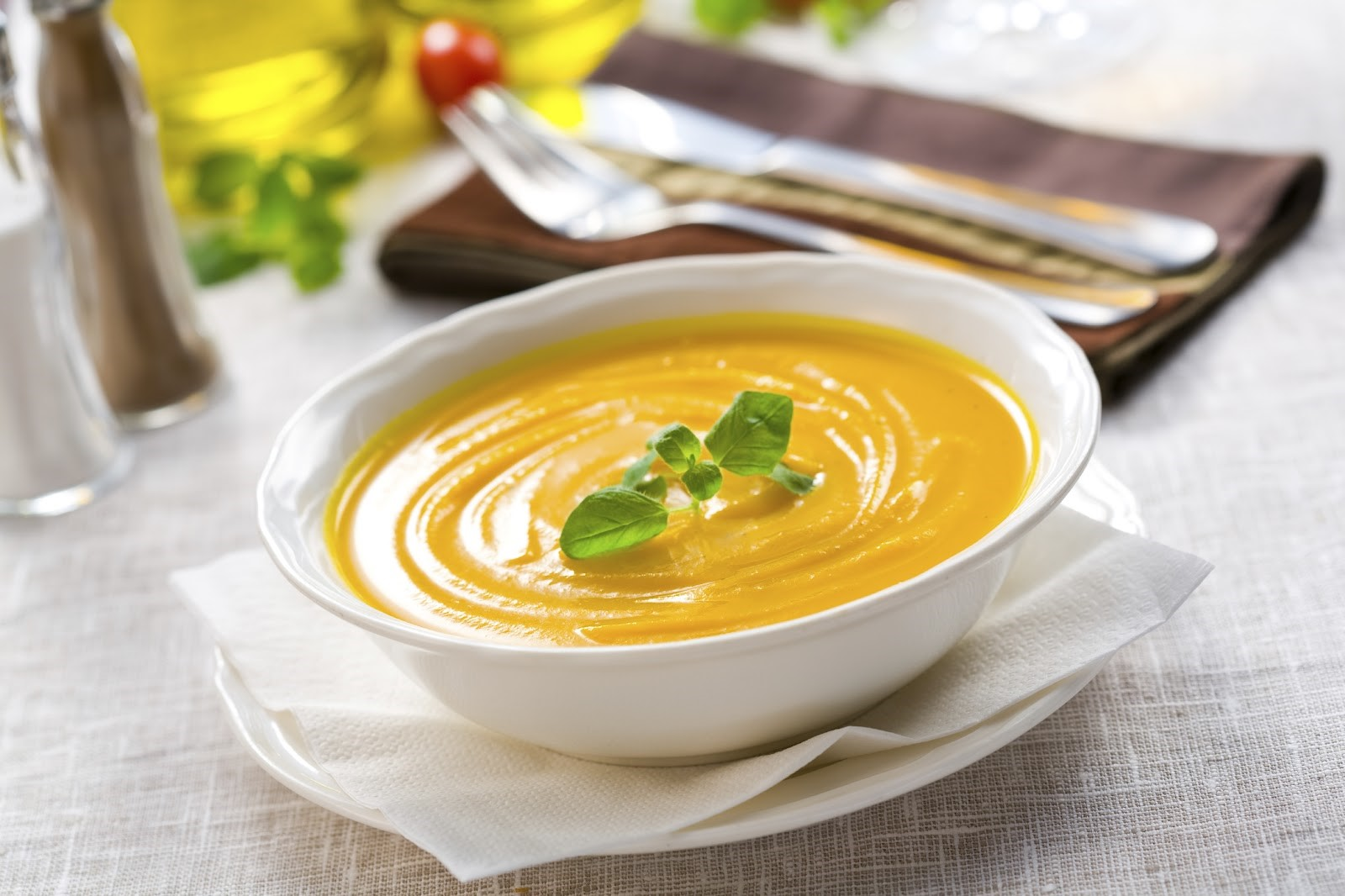 Macam Resep Cream Soup untuk Menghangatkan Badan!