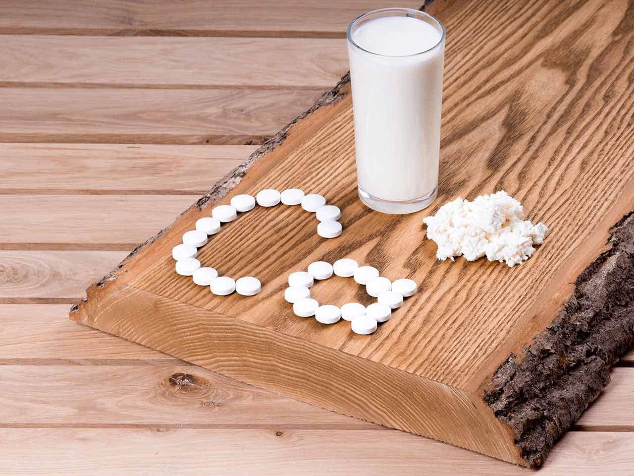 Perbedaan Kebutuhan Kalsium Sesuai dengan Usia