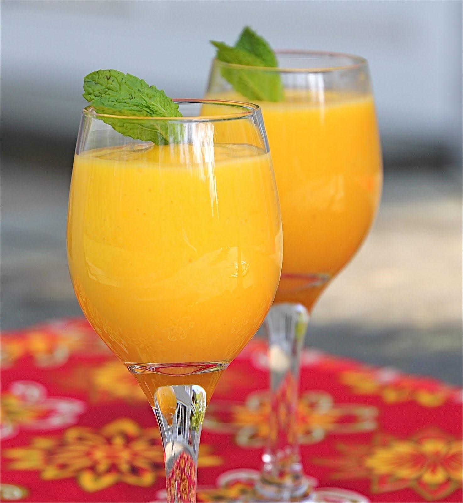 Resep Minuman Sehat: Mango Smoothies