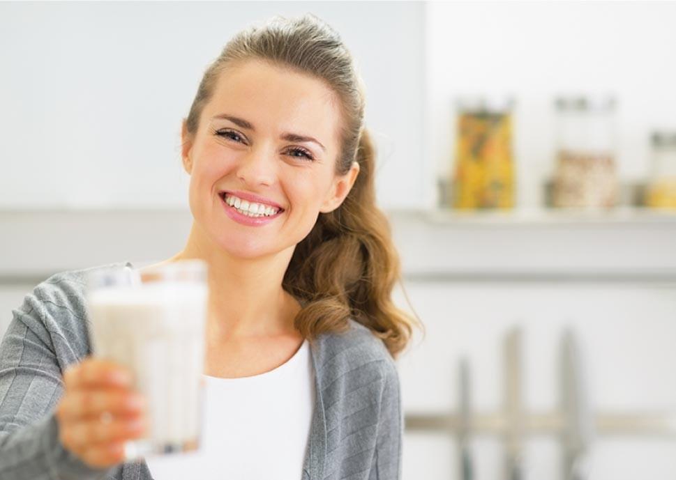 Cegah Kantuk dengan Minum Susu Dingin
