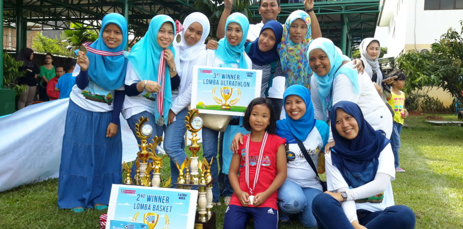SCHOOL ATTACK Bersama Ultra Milk dan Superkids Indonesia