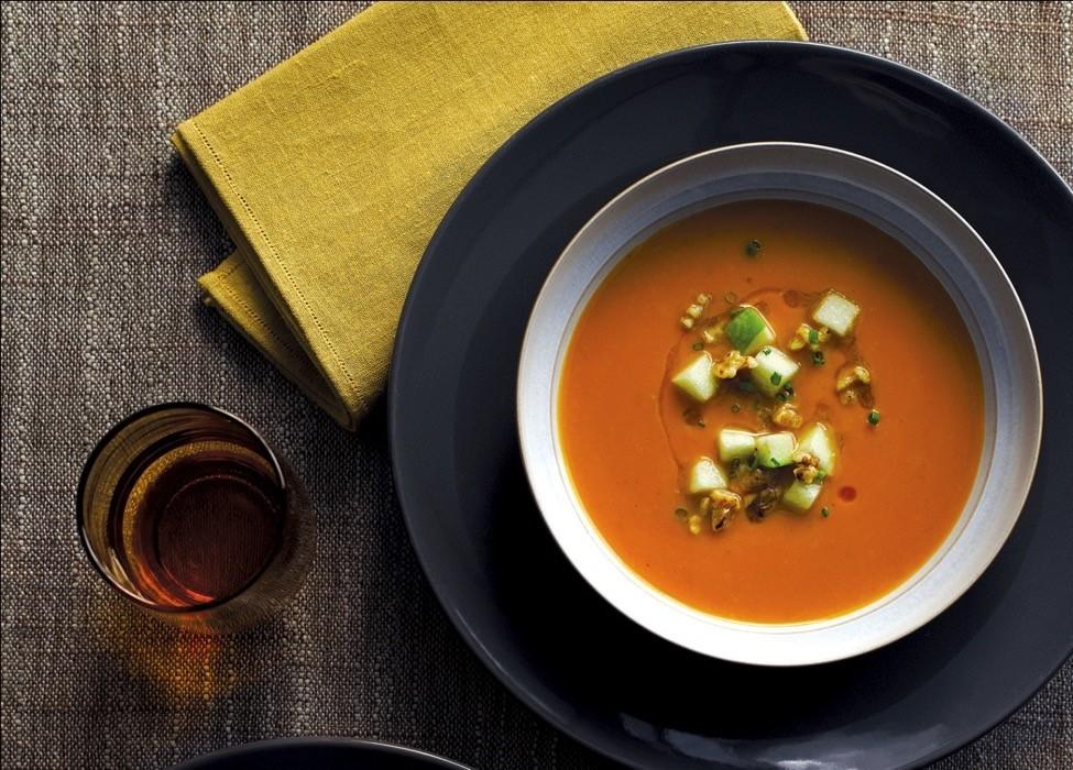 Hmmm Cream Pumpkin Mushroom Soup nya Bisa Bikin Kamu Ketagihan, Lho!
