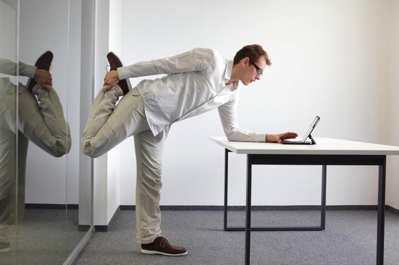 Olahraga Di Kantor, Bagaimana Caranya?