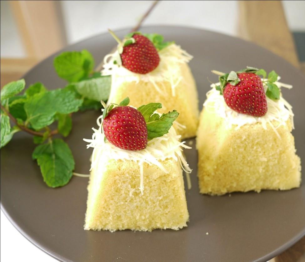 Yuk Coba Kelembutan Cheese Cake Kukus!