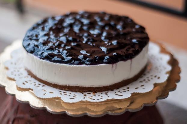 Cheese Cake Bluberry, Enak, Sehat dan Pasti Jadi Favorit Anak-Anak