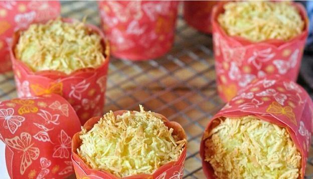 Cheese Custard Muffin, Muffin Lezat nan Sehat