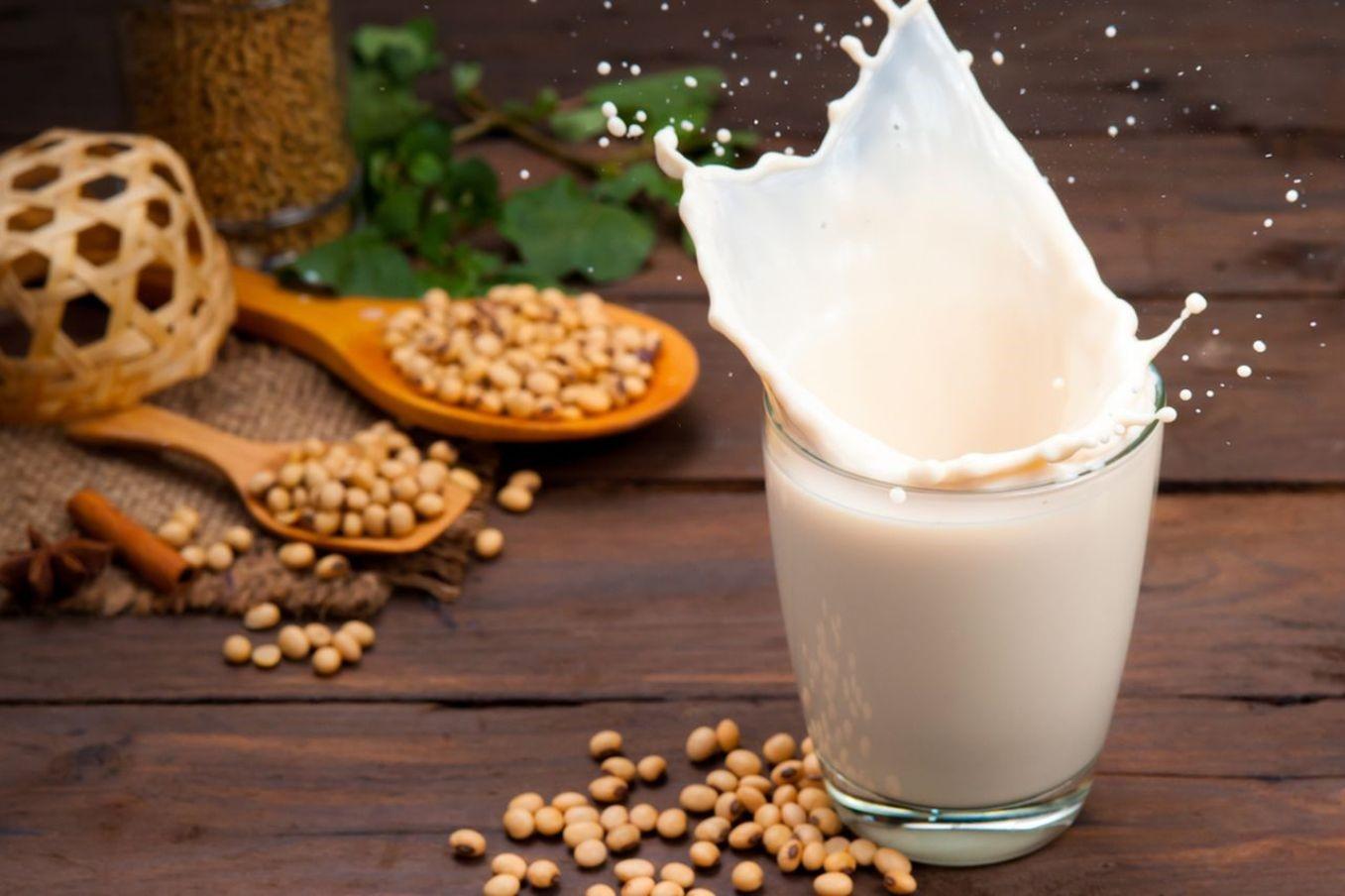 Benarkan Susu Kedelai Ampuh Obati Penyakit Pernafasan?