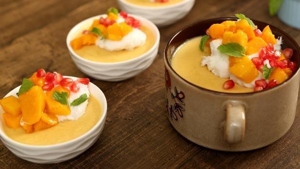 Bikin Silky Puding Mangga Susu Yuk Milk Lovers!