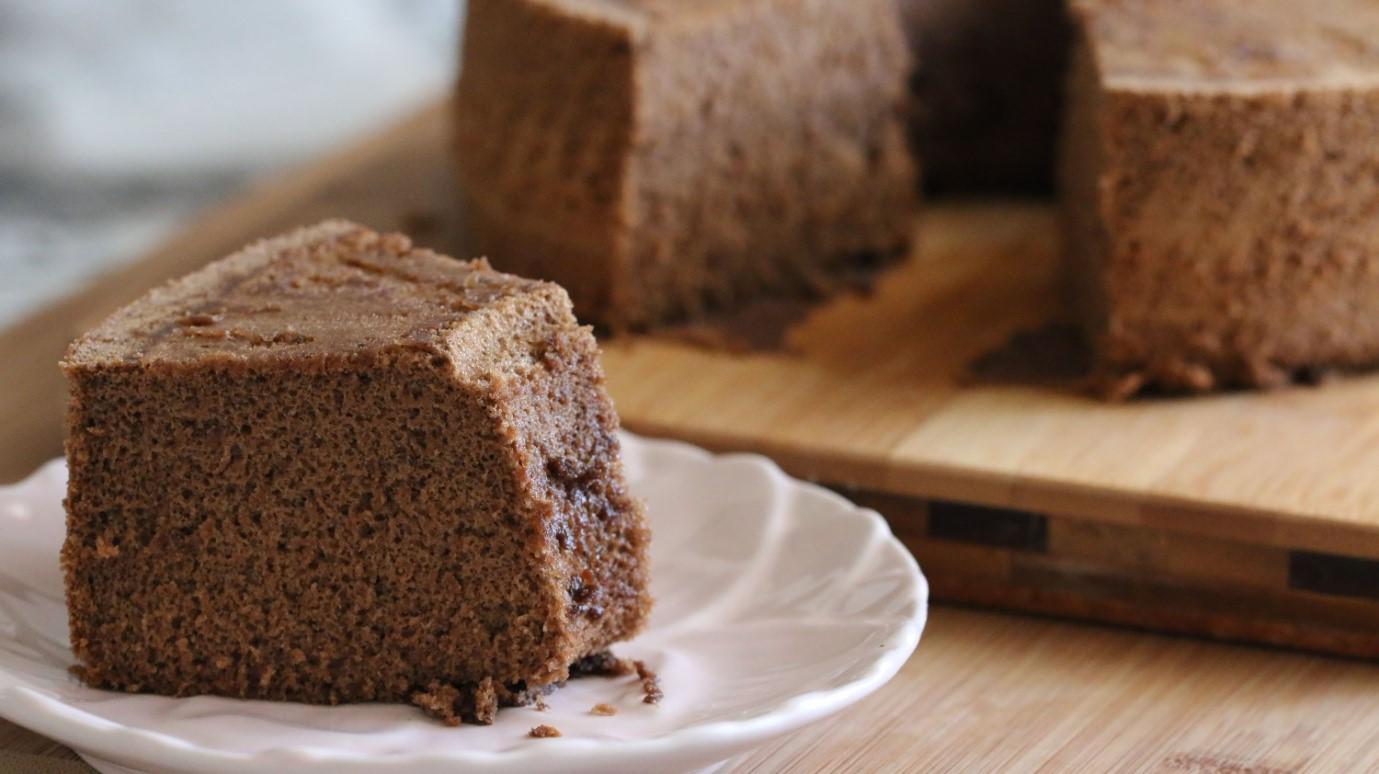 Coffee Mocca Ogura Cake, Cake Lezat Buat Pecinta Kopi