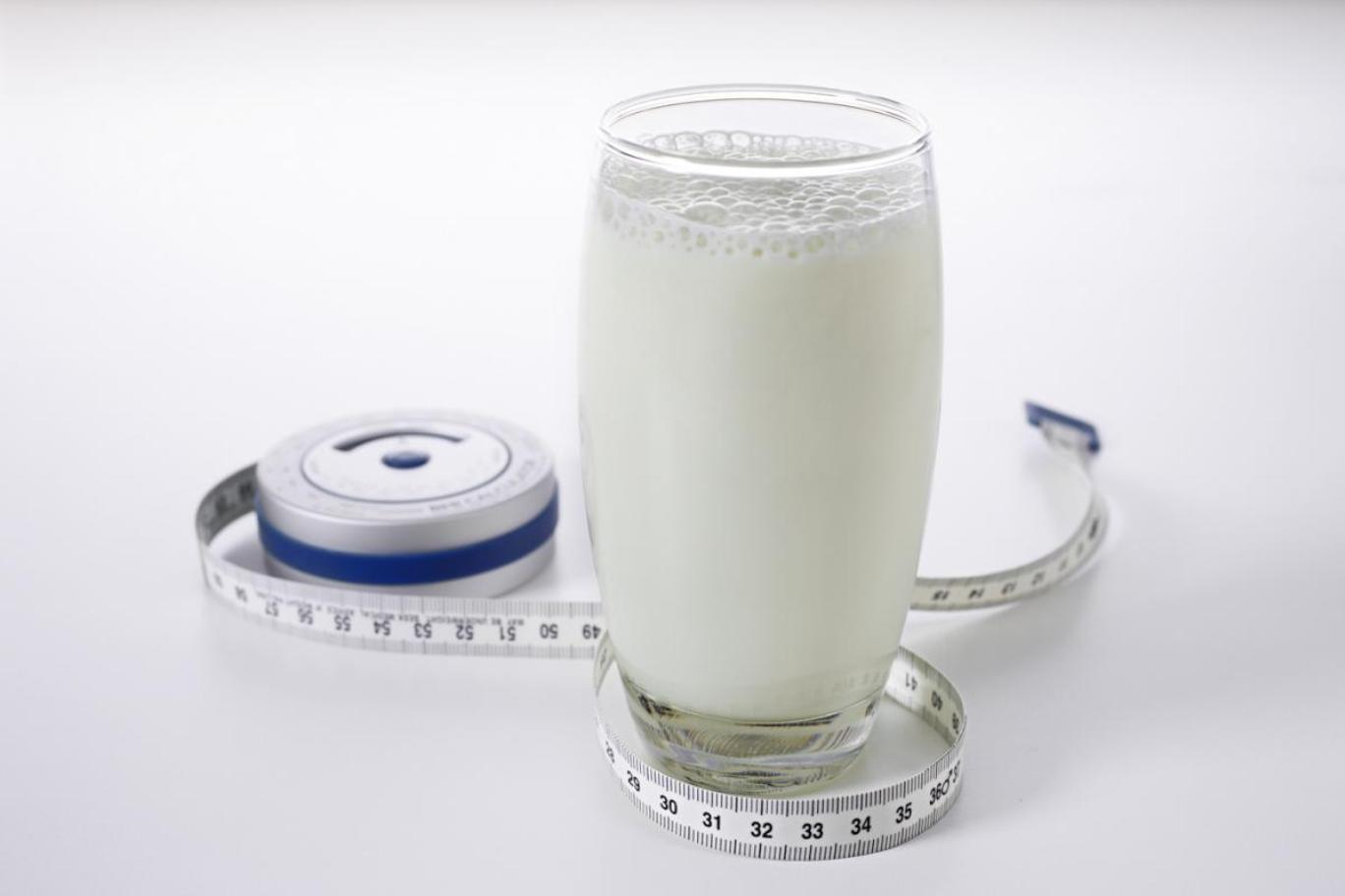 Mau Langsing Pakai Susu? Begini Aturan Mainnya