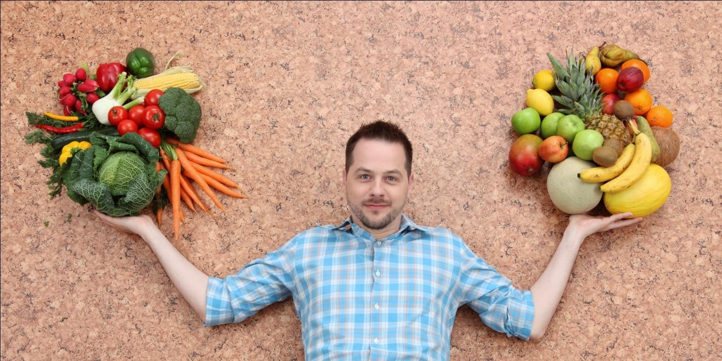 Nggak Asal Anti-daging, Vegetarian Juga Ada Tipenya Lho!