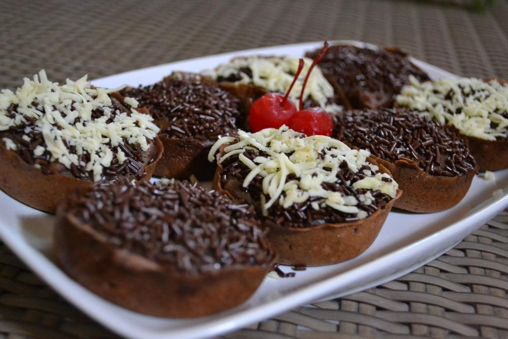 Martabak Cokelat Mini yang Mudah Dibuat Sendiri di Rumah