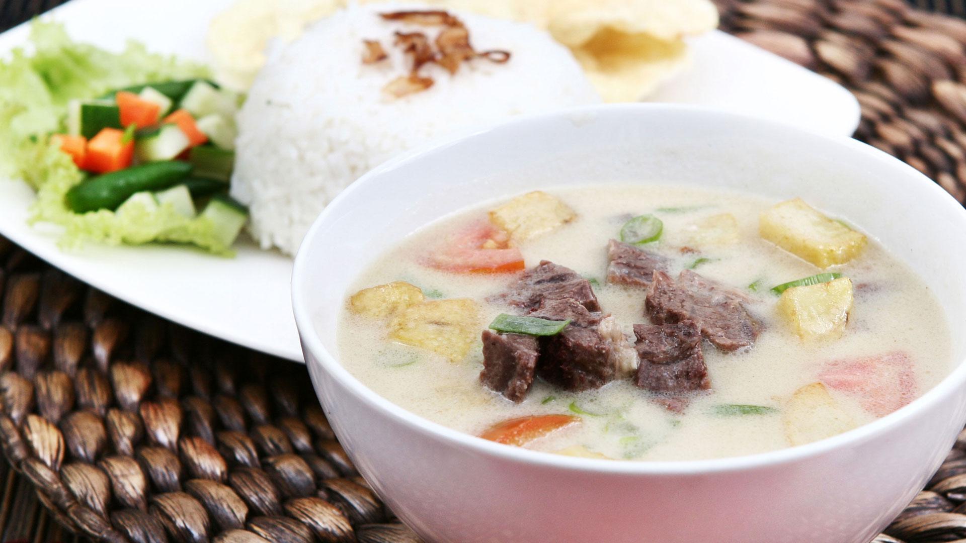 Resep Soto Betawi Lezat Memakai Ultra Milk