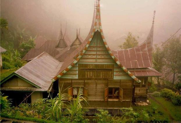 Nagari Pariangan, Desa Terindah Di Dunia dari Sumatera Barat!