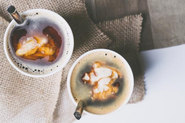 Sarapan Sehat : Oatmeal Latte Kopi yang Menyegarkan!
