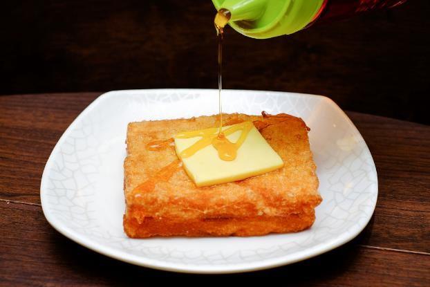 Sarapan Spesial : Hong Kong French Toast