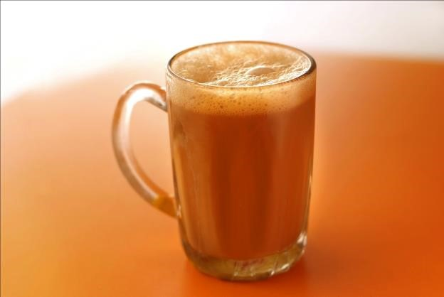 Resep Minuman Segar Es Teh Campur Susu Spesial Mymilk Com
