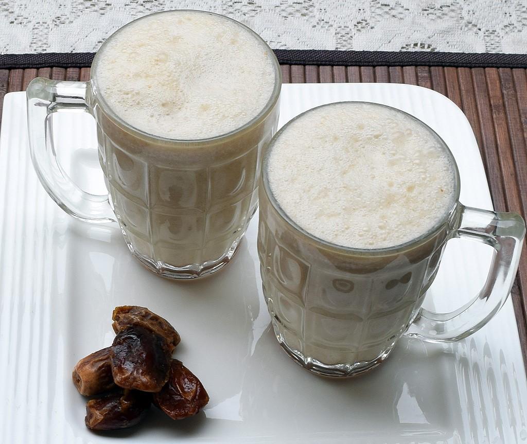 Resep Nikmat Susu Kurma Float, Sajian Santai di Akhir Pekan!