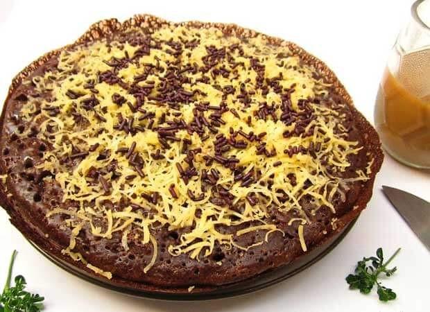 Resep Praktis : Brownies Susu Cokelat Teflon