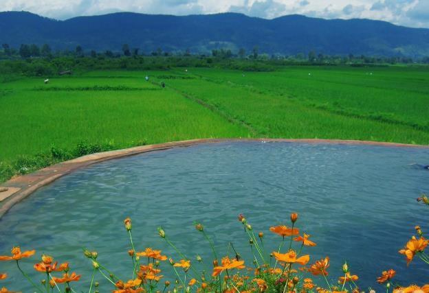 Waduh, Tapanuli Utara Punya Pemandian Air Soda Lho!
