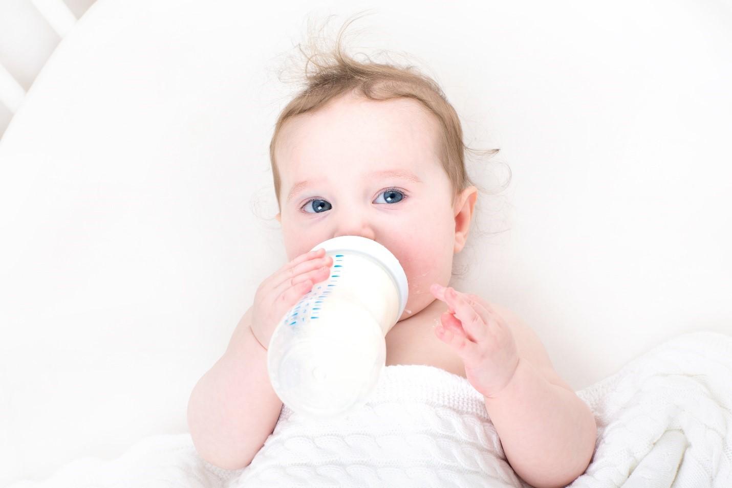 Apa Penyebab Si Kecil Mengalami Intoleransi Laktosa?