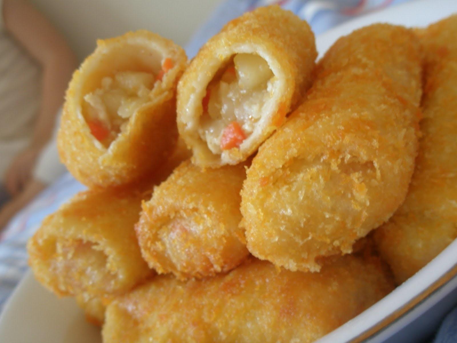 Risoles Sayur Susu, Paduan Lezat Sayuran dan Susu