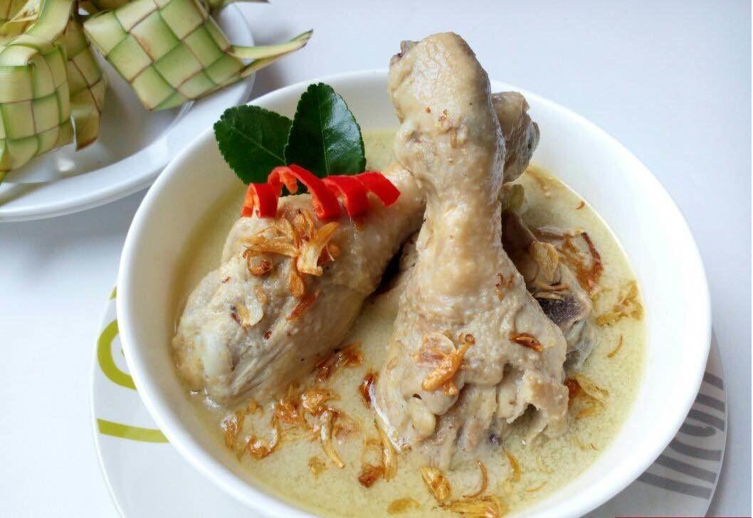 Resep Opor Ayam Susu Sebagai Hidangan Lebaran