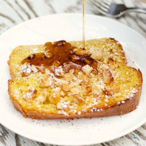 Yuk Bikin French Toast Selai Kacang Super Lezat!