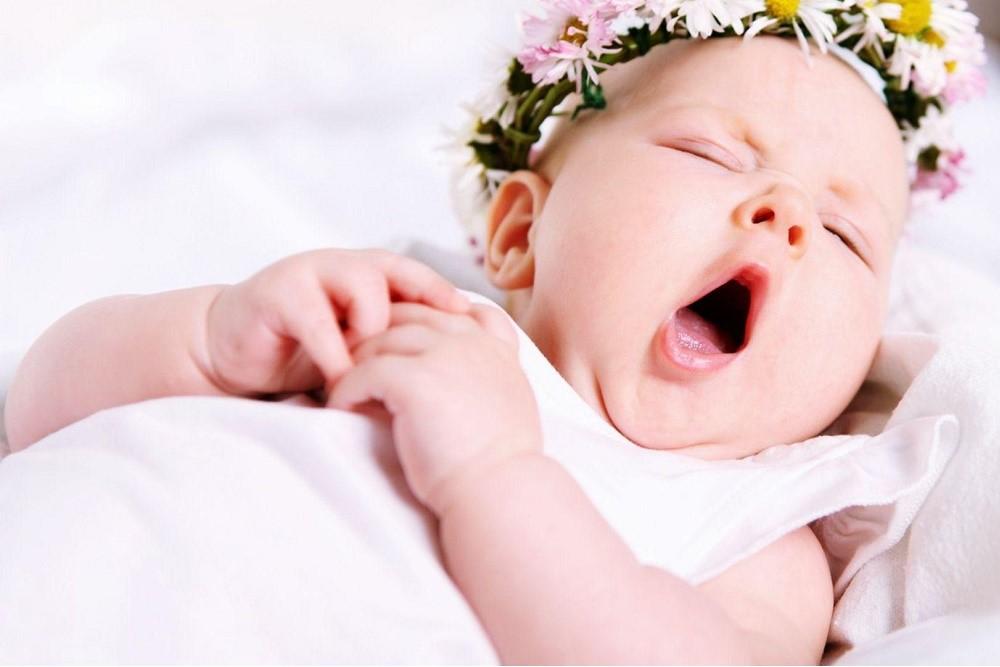 Benarkah Anak Sering Menguap Karena Kurang Tidur?