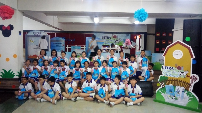 Ultra Farm Goes To Schools 2017
