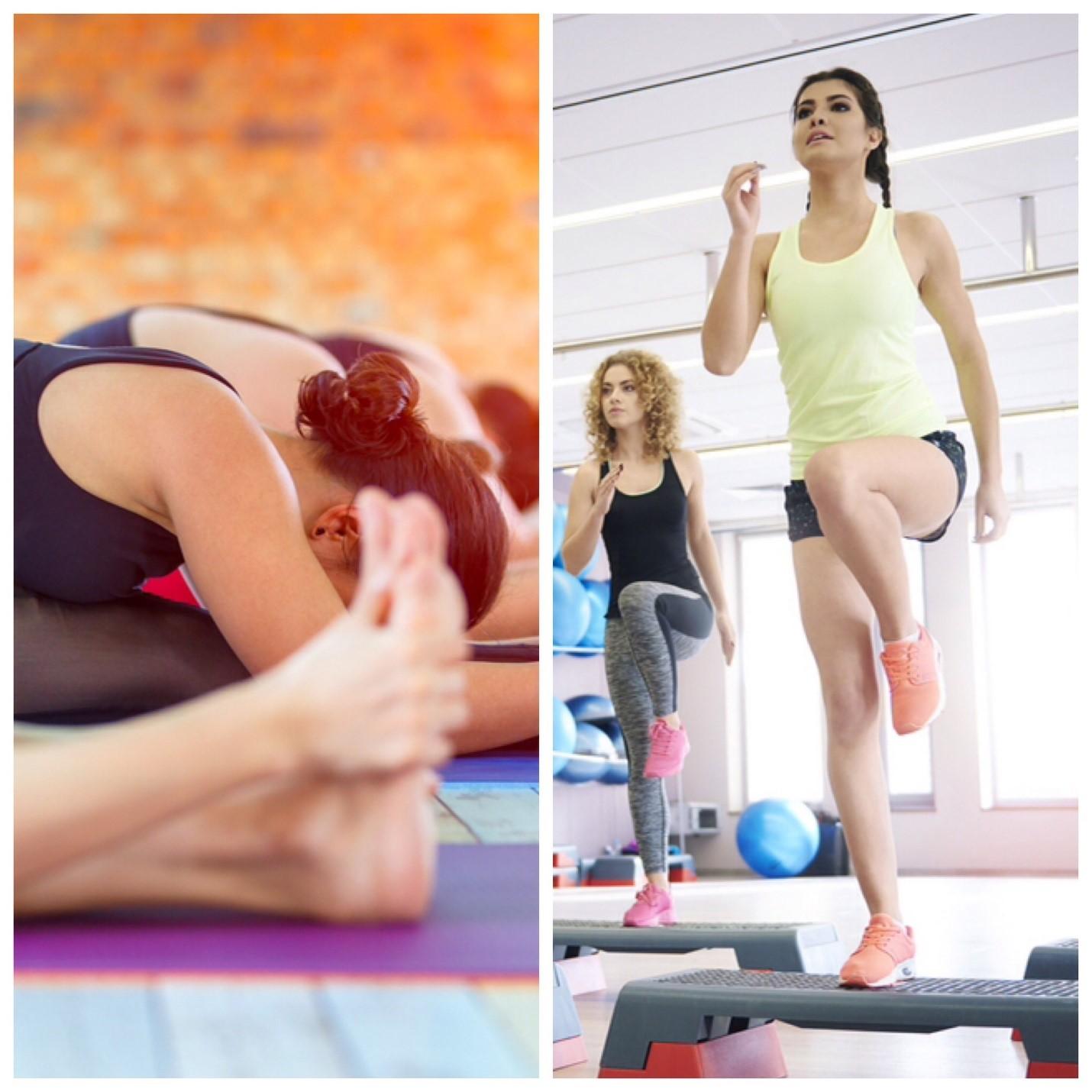 Yuk Kurangi Risiko Penyakit Jantung dengan Rutin Yoga dan Aerobic