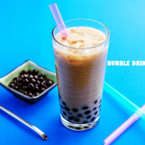 Resep Minuman Segar, Bubble Drink Milk Tea