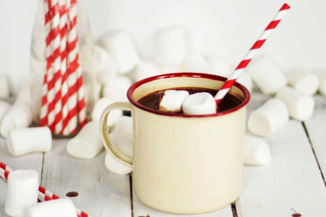Hot Choco With Marshmallow, Sajian Spesial di Musim Hujan!