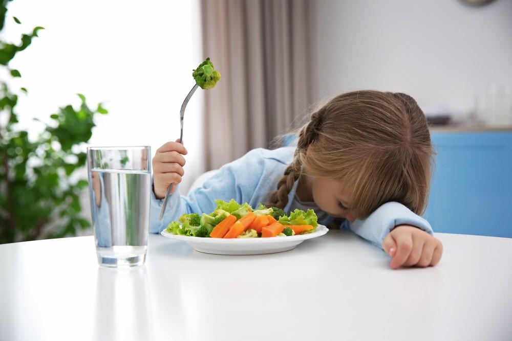 Tips dari Pakar untuk Atasi Anak yang Susah Makan Sayuran