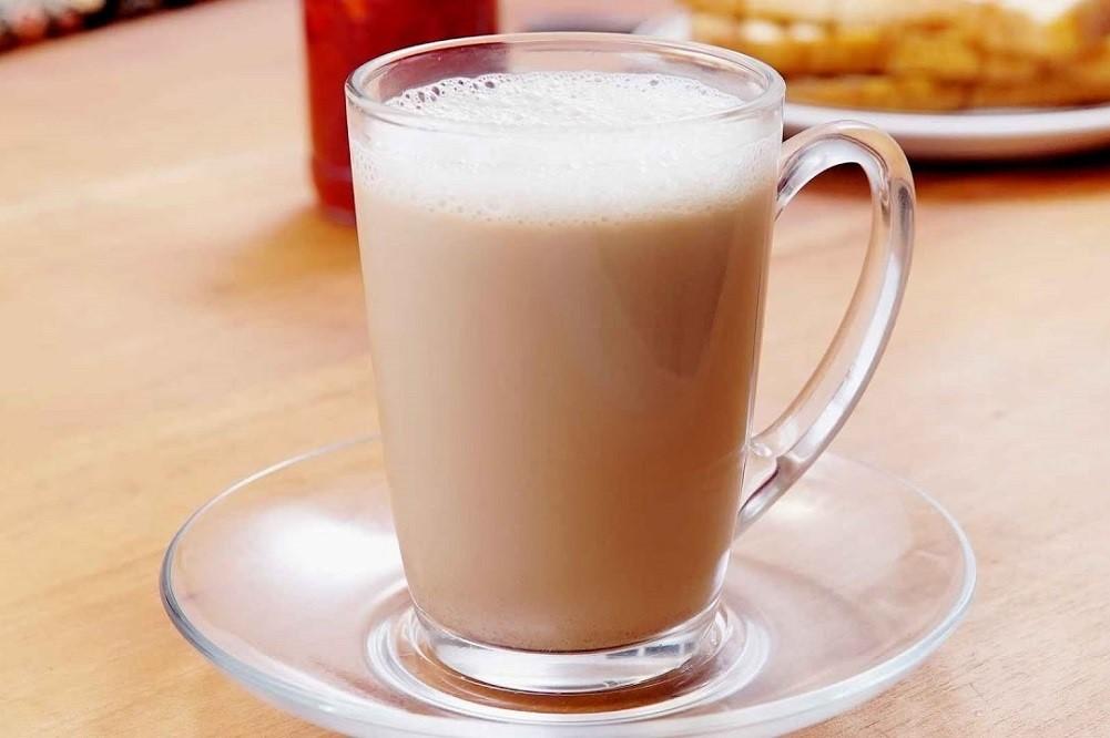 Resep Teh Susu Hangat Super Lezat & Sehat!