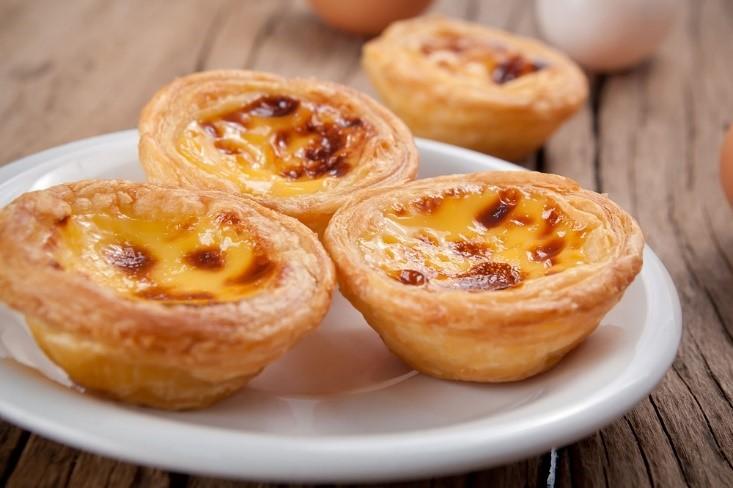 Portuguese Egg Tart, Camilan Lezat untuk Keluarga Tercinta