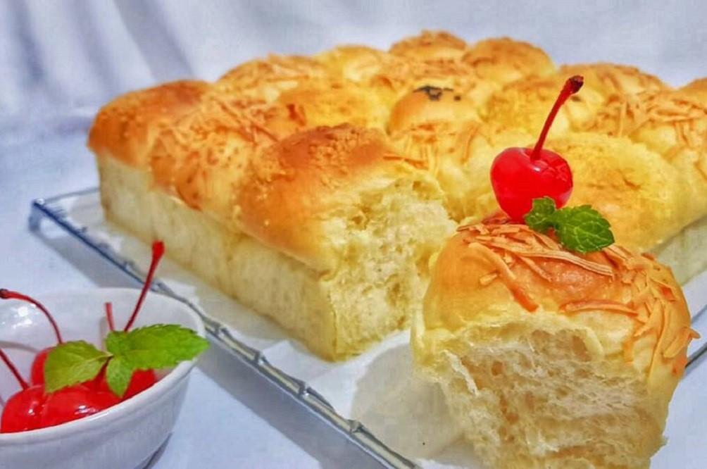 Resep Roti Sobek Susu Keju, Camilan Pas untuk Akhir Pekan Keluarga