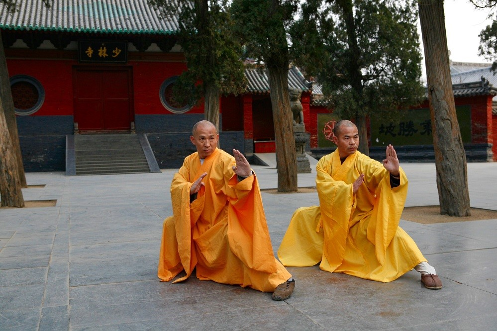 Wushu Bisa Cegah Otak Alami Penuaan. Benarkah?
