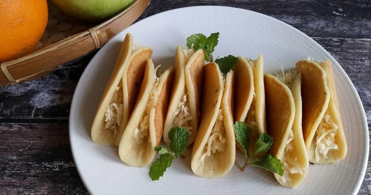 Resep Kue Manja , Hidangan Manis Gurih Penghangat Suasana
