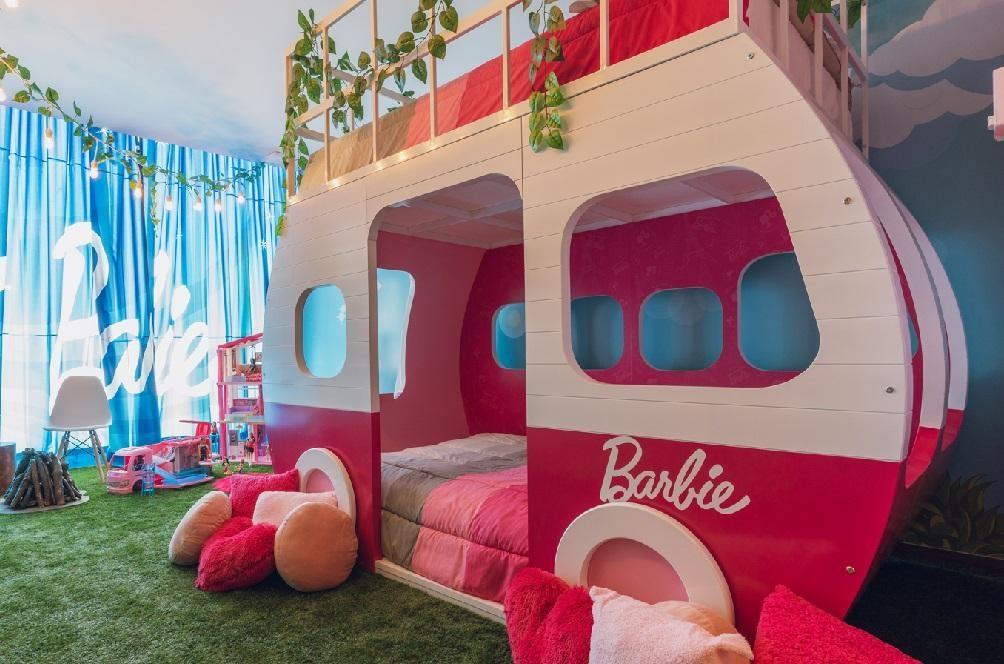 Yuk Intip Manisnya Hotel Bertema Barbie di Meksiko