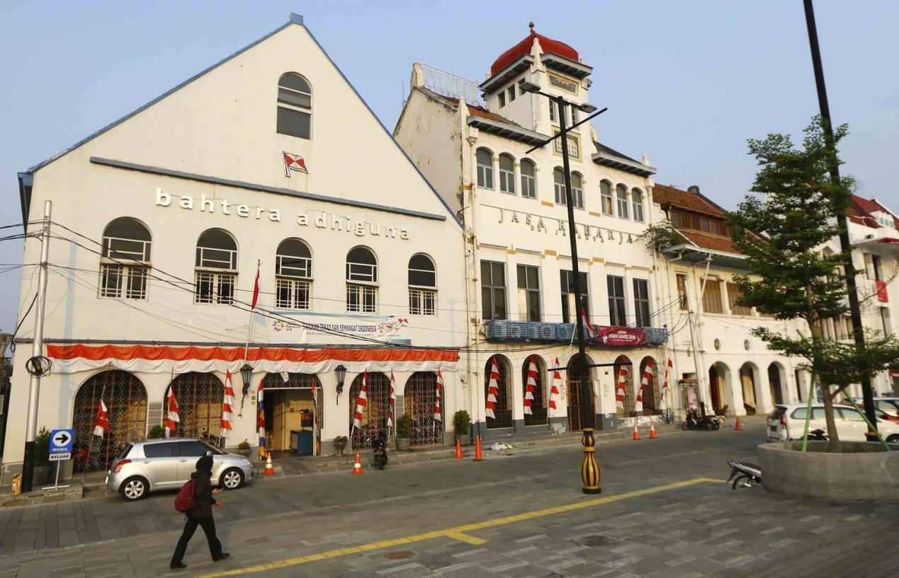 5 Kawasan Wisata Bernuansa Kolonial Belanda di Ibukota