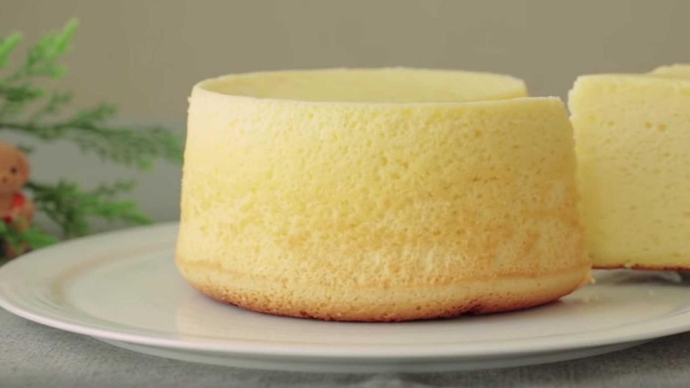 Resep Mudah Condensed Milk Cotton Cake