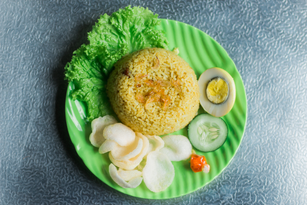 Resep Nasi Kebuli Sehat dengan Susu UHT