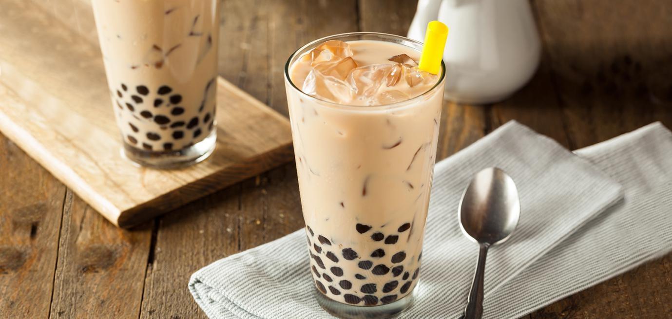 Es Cincau Siram Susu, Minuman Segar untuk Berbuka Puasa